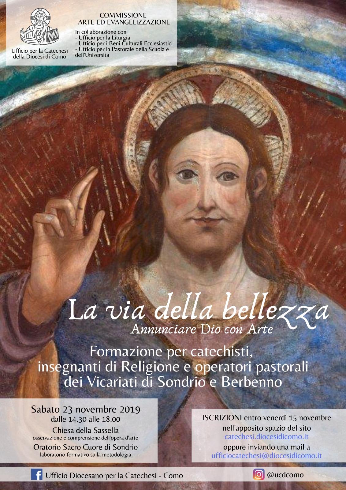 notizie da Sondrio e provincia » A Sondrio annunciare Dio con l'arte - Valtellina News