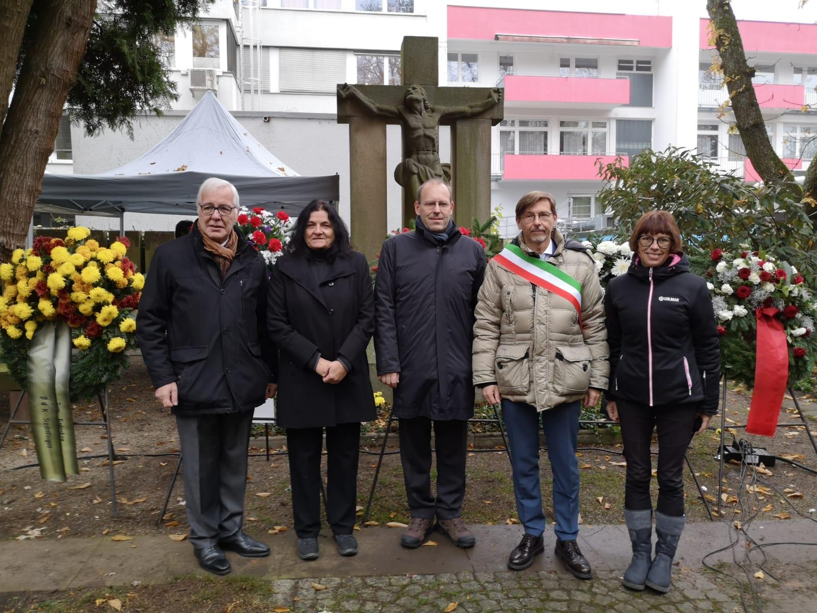 notizie da Sondrio e provincia » Delegazione del Comune di Sondrio a Sindelfingen - Valtellina News