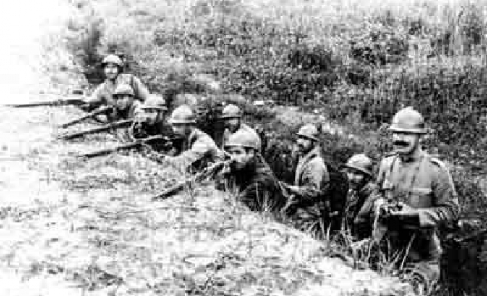 vita in trincea prima guerra mondialet