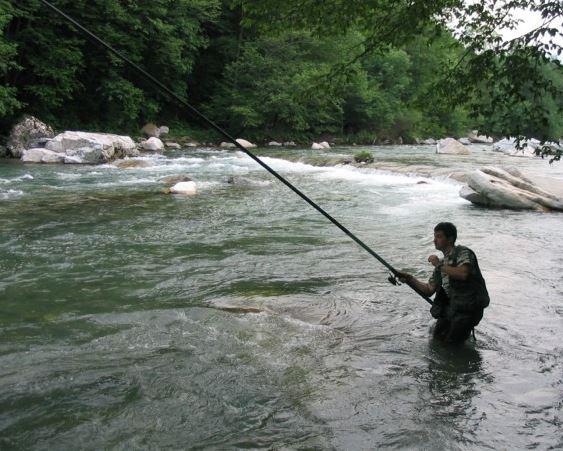 Tempo che pesca in Buguruslan