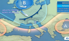 meteo weekend 2232